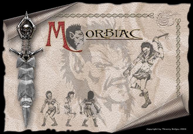 Présentation personnage du monde d'Ibrazur 2
