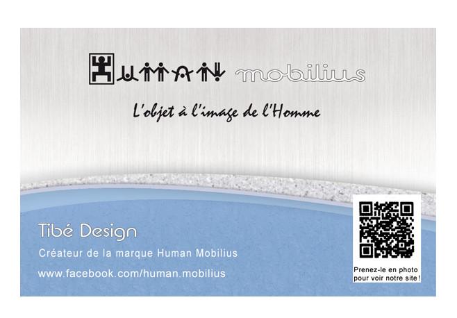 Carte de visite Tibé Design
