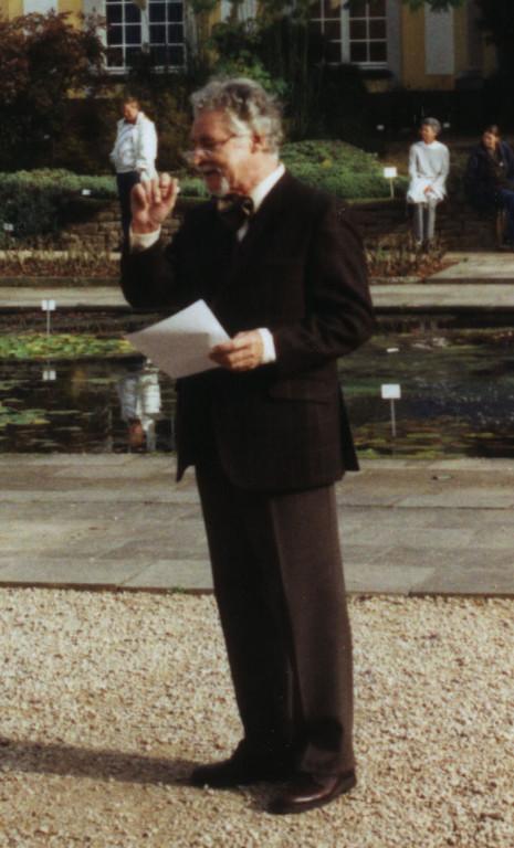 Prof. Klein 2001 Bonn