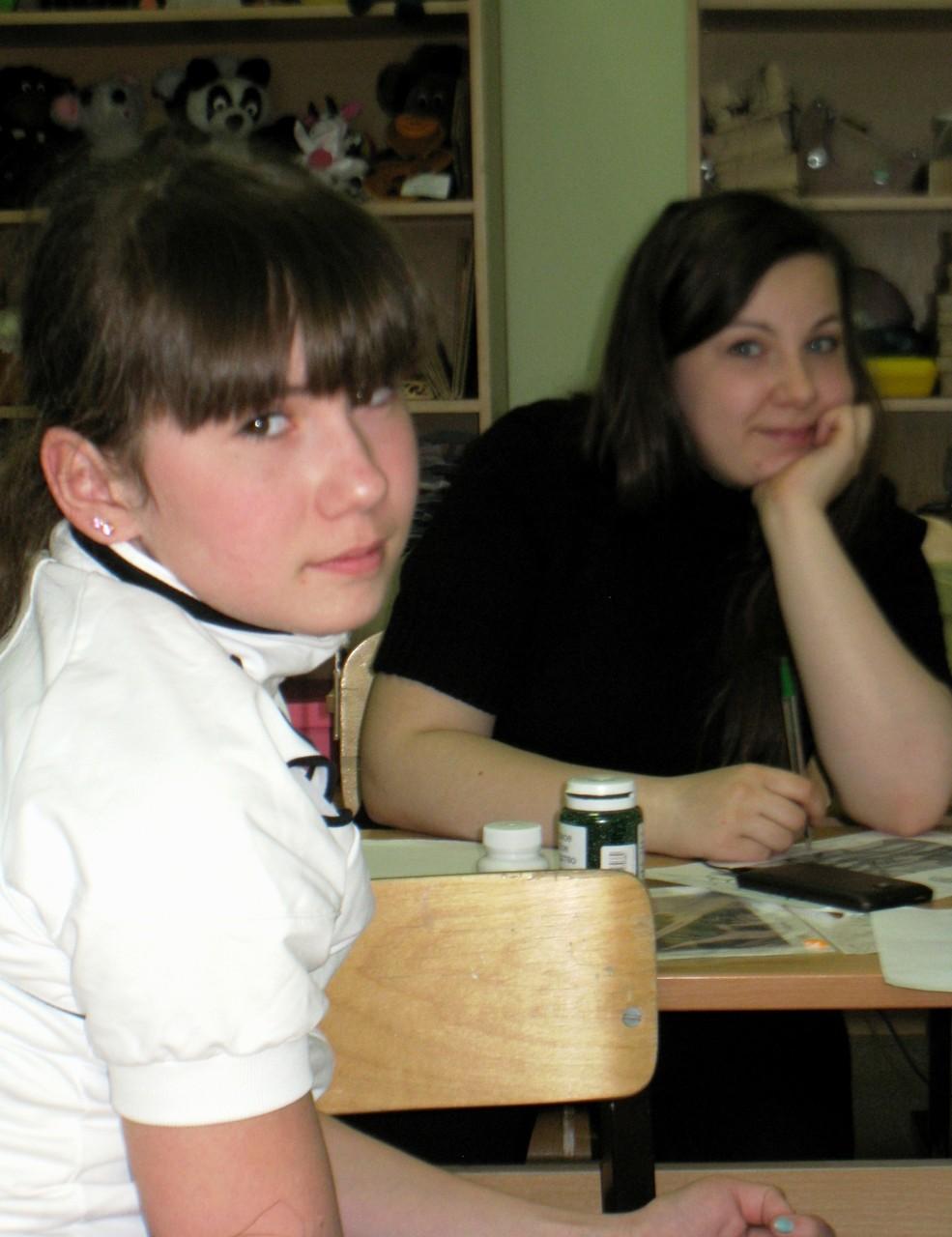 Лера и Аня