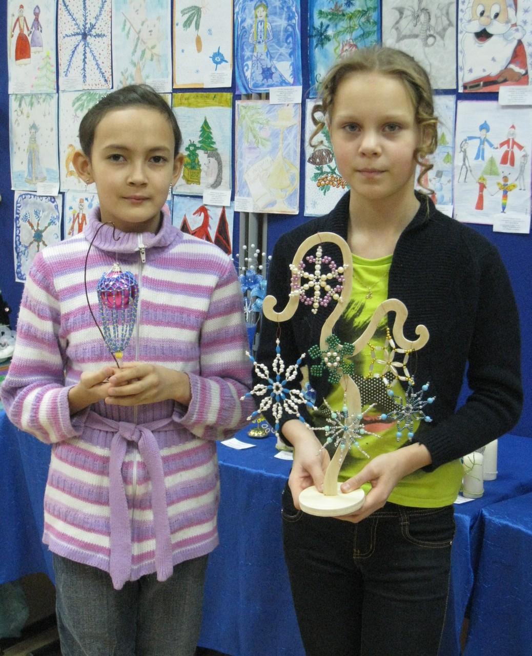 Юля и Аня