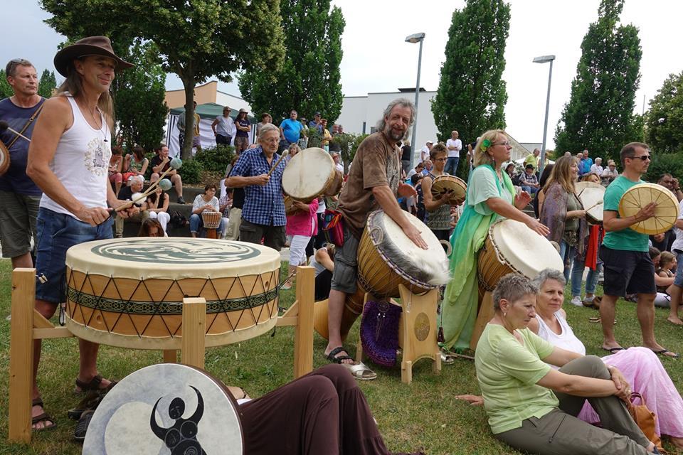 Big Earth Drum