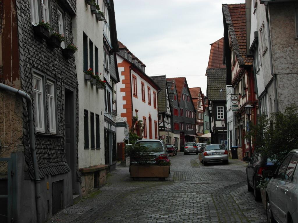 ...sondern auch eine wunderschöne Altstadt