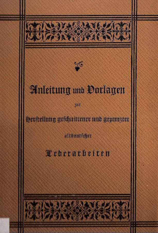Leder Sattler Fachbibliothek I Shop Austrian Leather