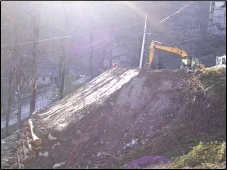 Opere di ingegneria naturalistica - Piemonte CN