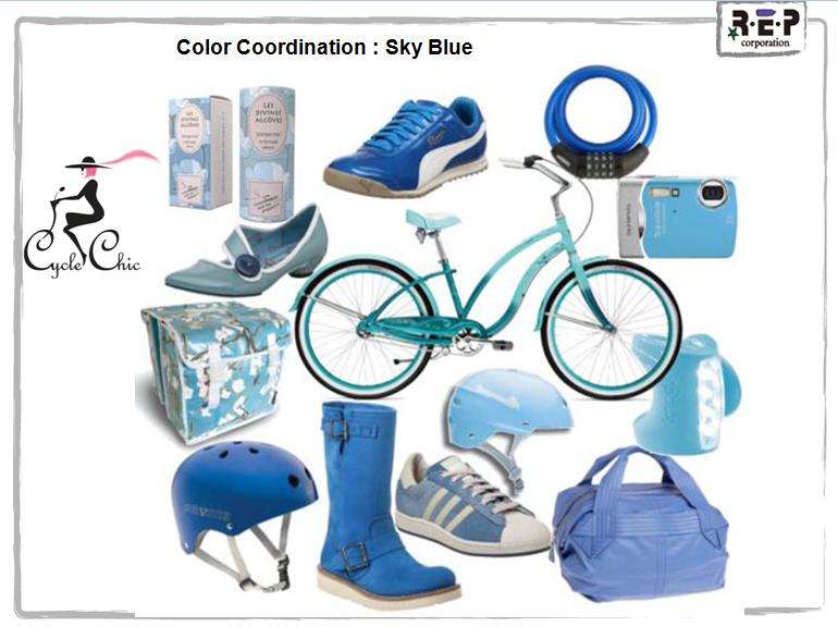 Blue image(現在の商品ではなくイメージです)