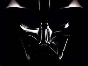 Darth Vader kam heute leider ums Leben, als er im Dunkeln eine Straße überquerte.