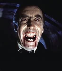 Man ahnt, warum der Adel entmachtet wurde: Graf Dracula.