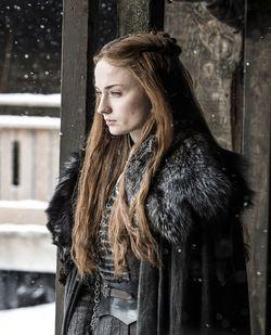 Lady Sansa hat sämtliche Peiniger überlebt. Nur glücklicher ist sie nicht geworden. Ist all das Morden am Ende gar nicht zu empfehlen?