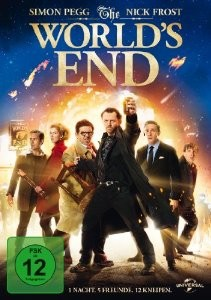 The World´s End DVD