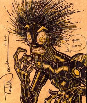 Be: Wer hätte gedacht, dass der erste Außerirdische bei den X-Men aus der Rasse der Vogelscheuchen kommt?