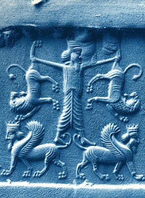 Gilgamesch verschafft sich gehörig Respekt