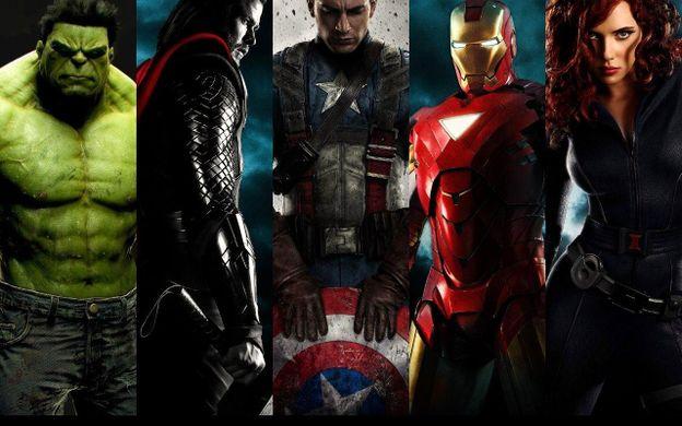 Wegen zu vieler Überstunden vom Betriebsrat kaltgestellt: die Avengers.