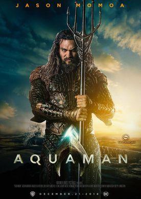 Seit dem Öl-Tanker-Unglück von 2004 nicht mehr blond: Aquaman.