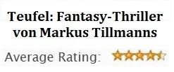 Fantasy Thriller Buch