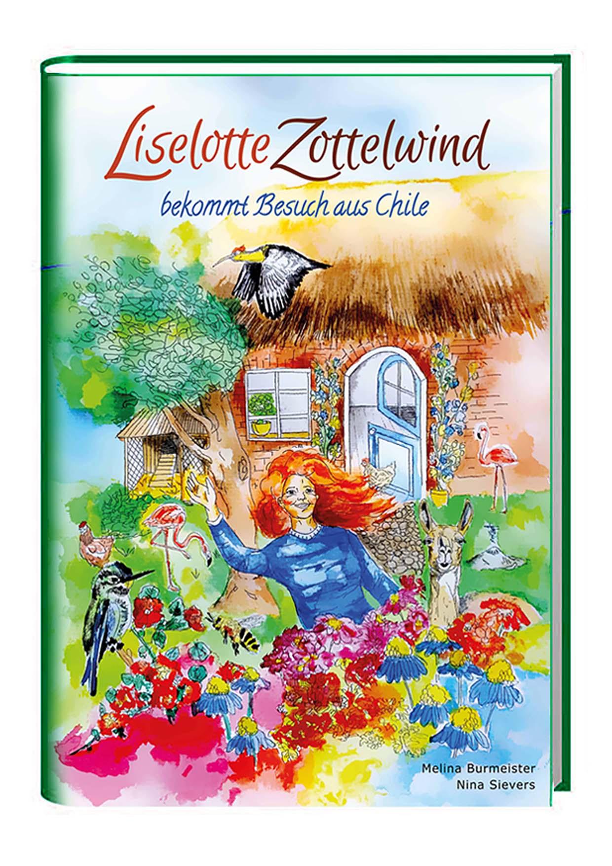 Buchcover Liselotte Zottelwind
