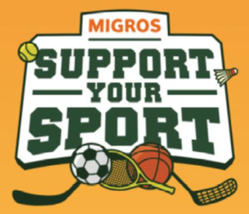 Jetzt den Sportverein unterstützen!