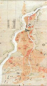 江戸時代の曽代用水