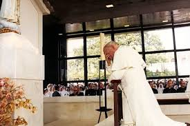 San Juan Pablo II en Fátima