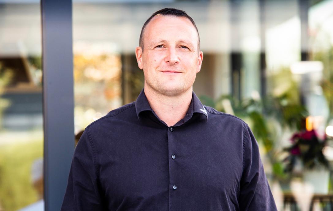 Jens Schulze, Bauleiter