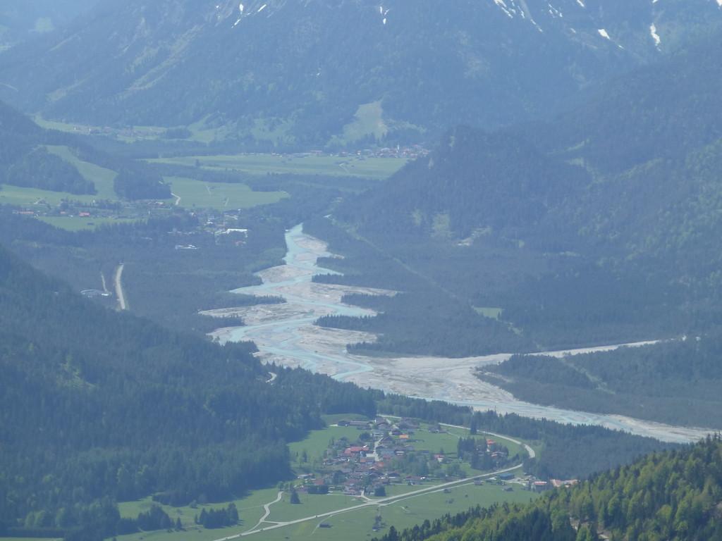 """blick zum Lech noch ein """"Naturfluss"""""""