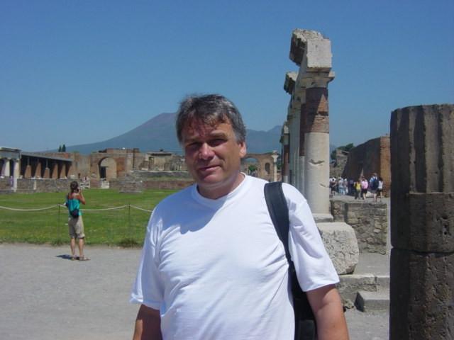 Pompeji Vesuvausbruch 79 n. Christus