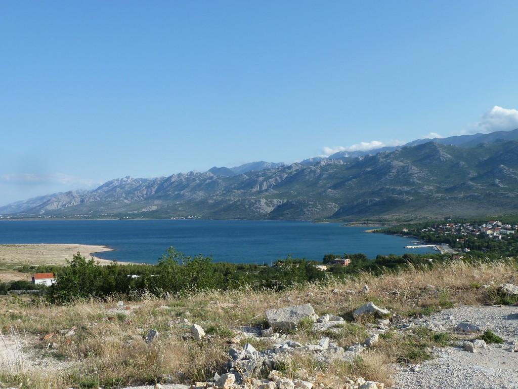in Richtung Starigrad