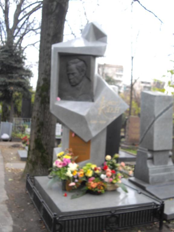 Friedhof Moskau