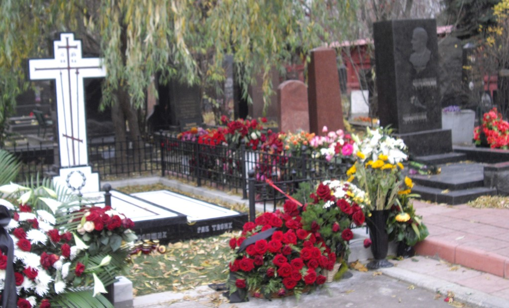 Friedhof ein wahres Kunstwerk