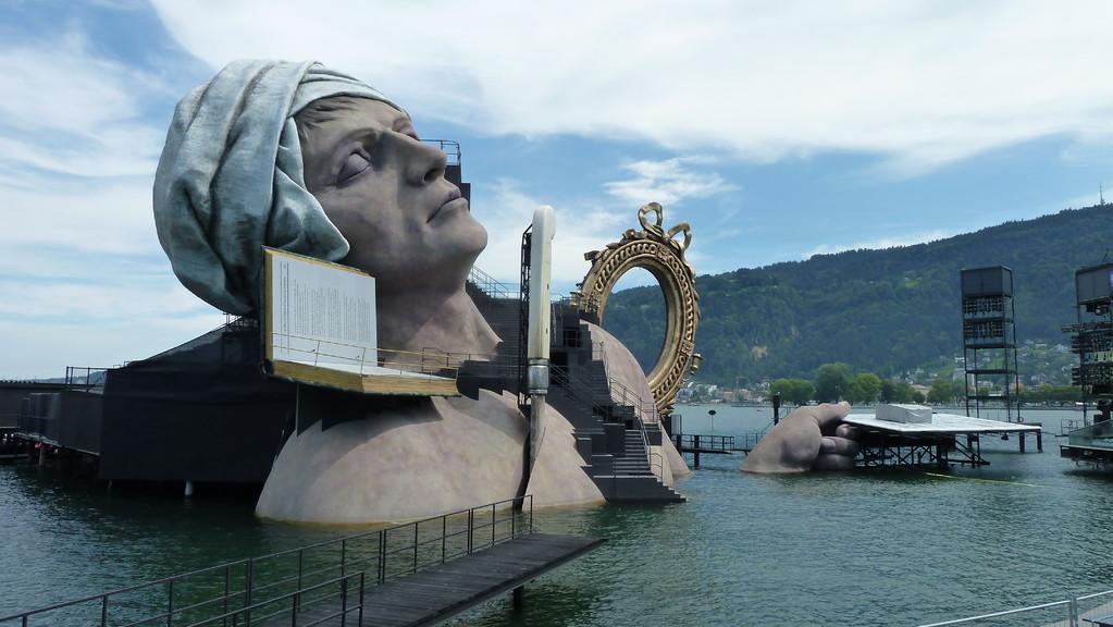 Bregenzer Festspiele Andre' Che'nier von Umberto Giordano