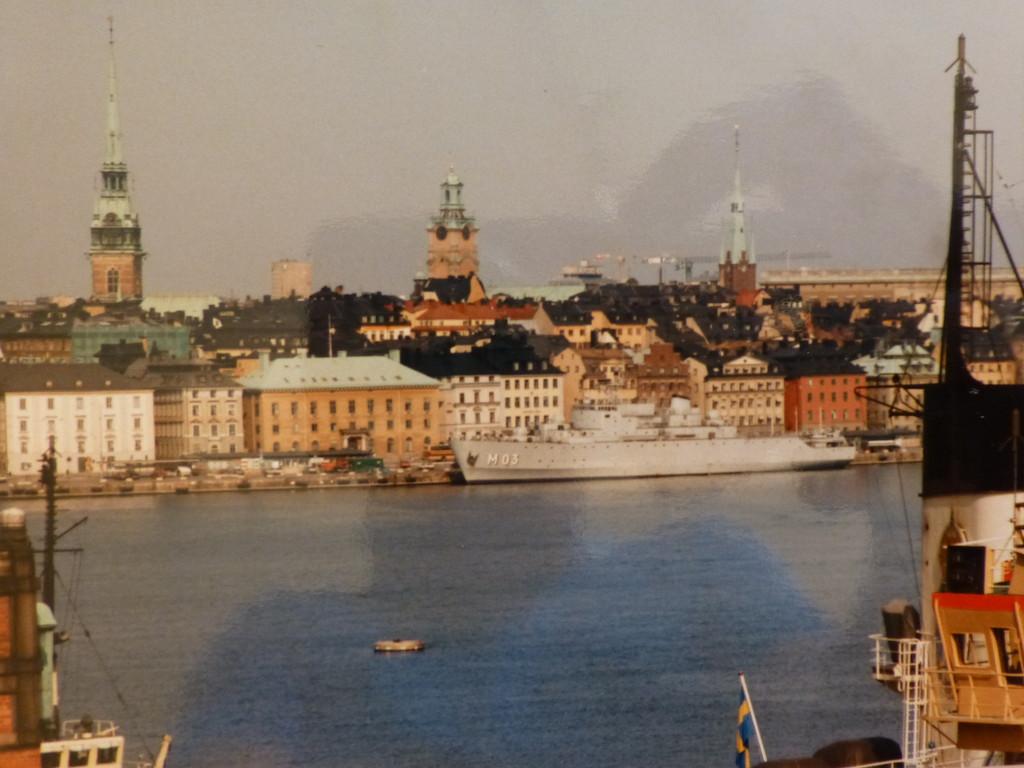 Stockholm Schweden 1970