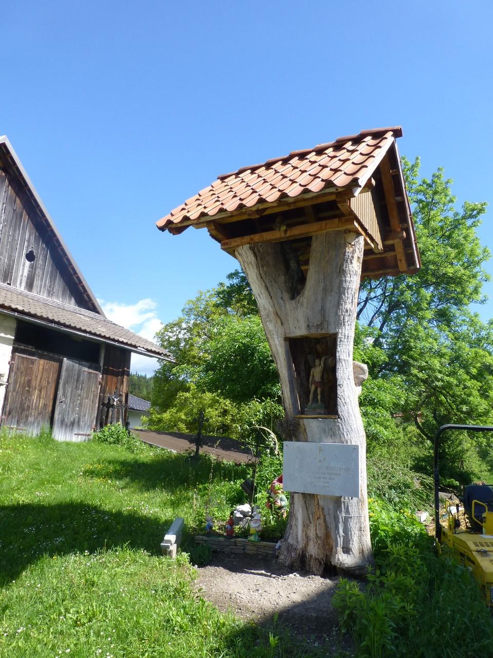 Kunstwerke in Ledenitzen