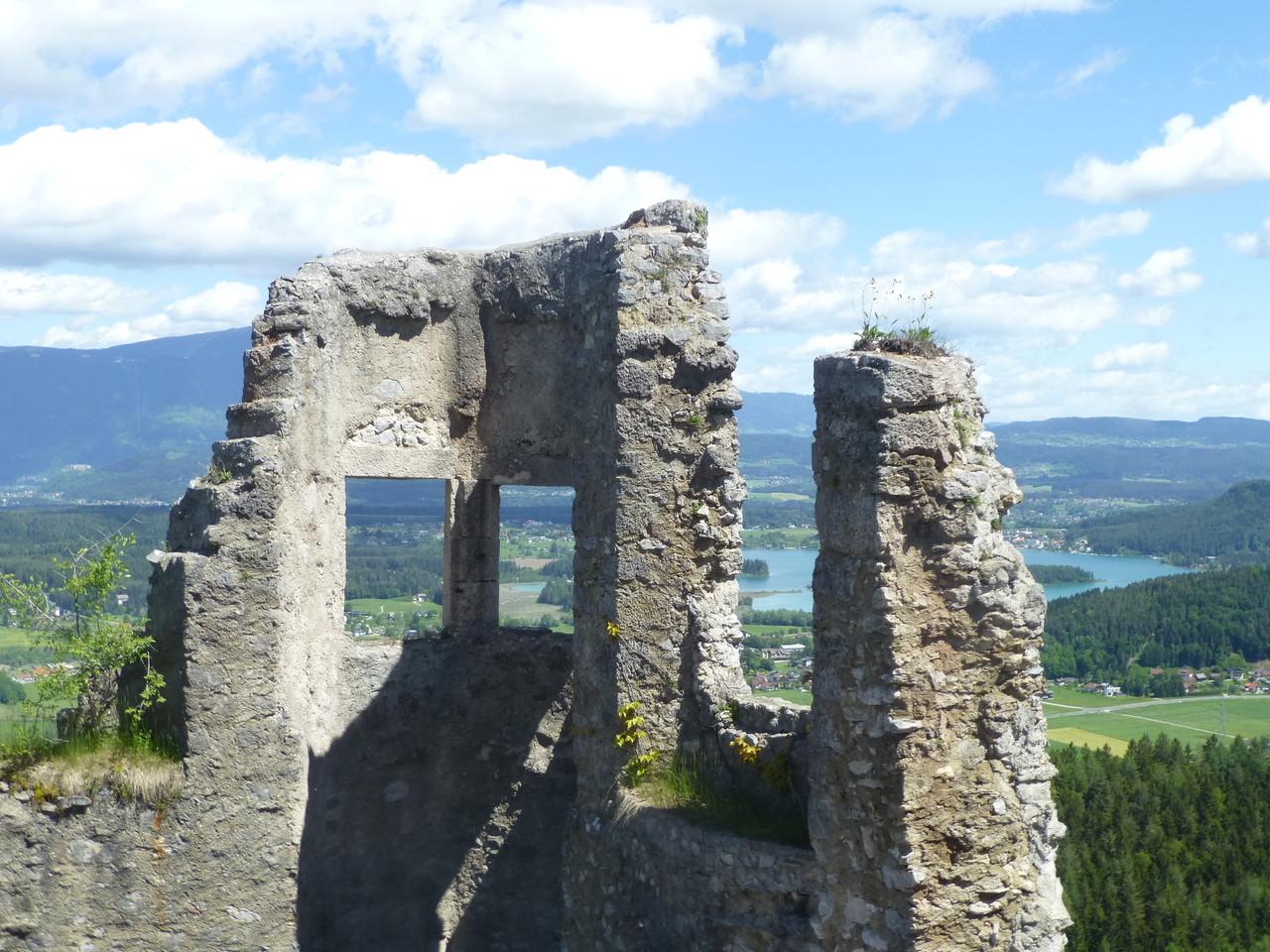 Ruinen von Finkenstein