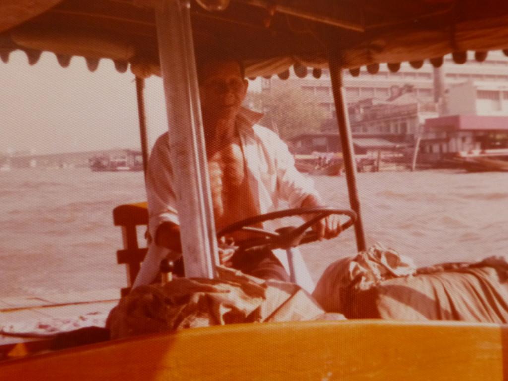 Thailand - Bankok vor 42 Jahren