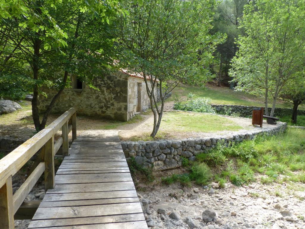 """...über die brücke zur Mühle """"El Doro"""" Schatz im Silbersee"""