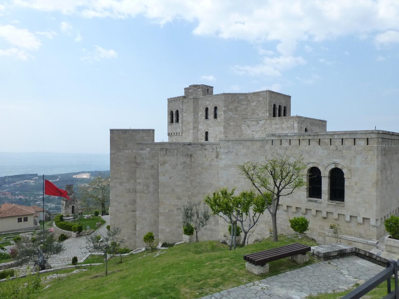 Kruje im Norden von Albanien