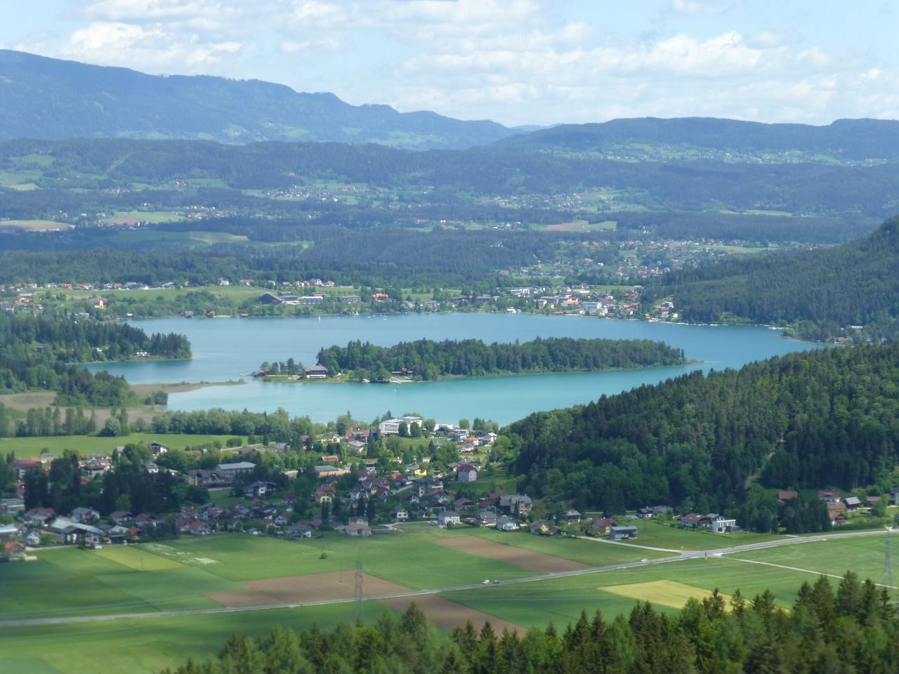 """""""Überblick"""" zum See"""