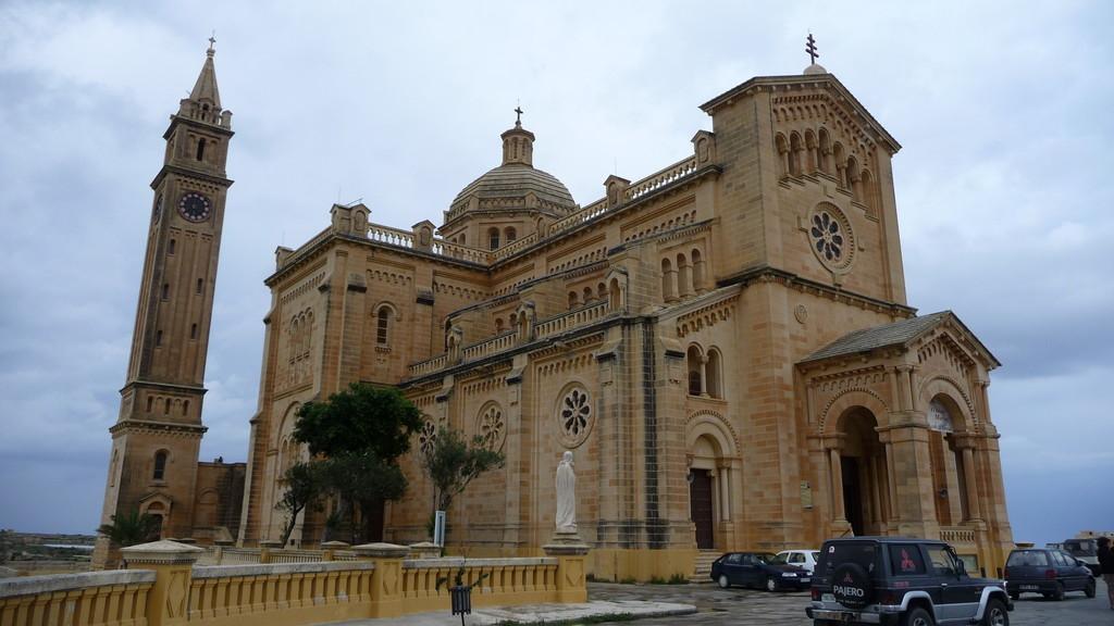 365 Kirchen gibt es auf Malta