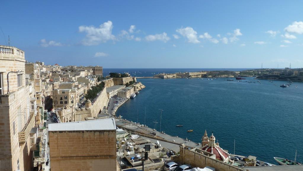 Hafen Valletta