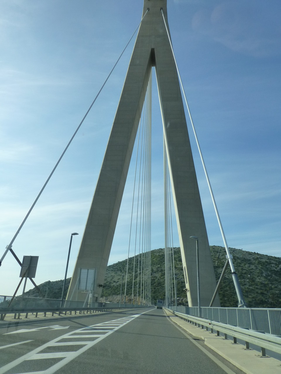 die Brücke bei Drubonik