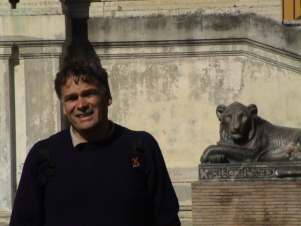 Rom beim Petersdom