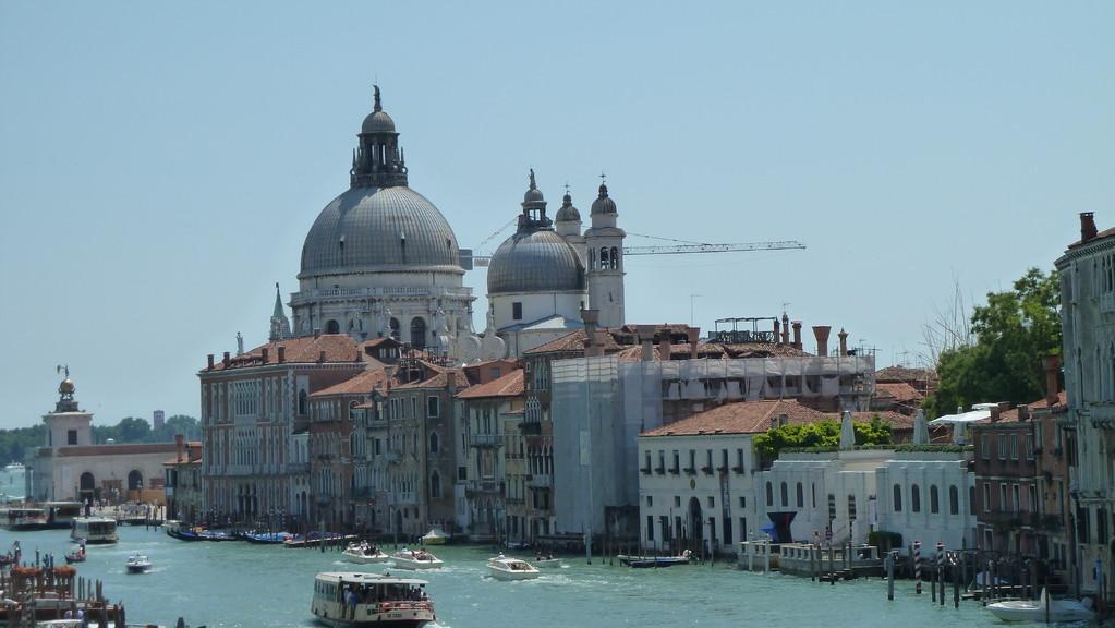 Blick auf Venedig Juni 2011