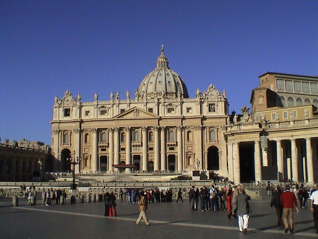 Vatikan 12. Okt 2002