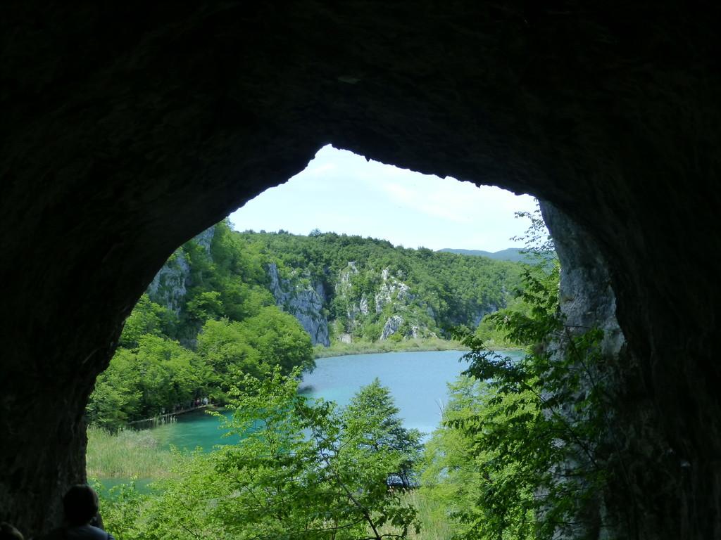 Blick auf den Silbersee
