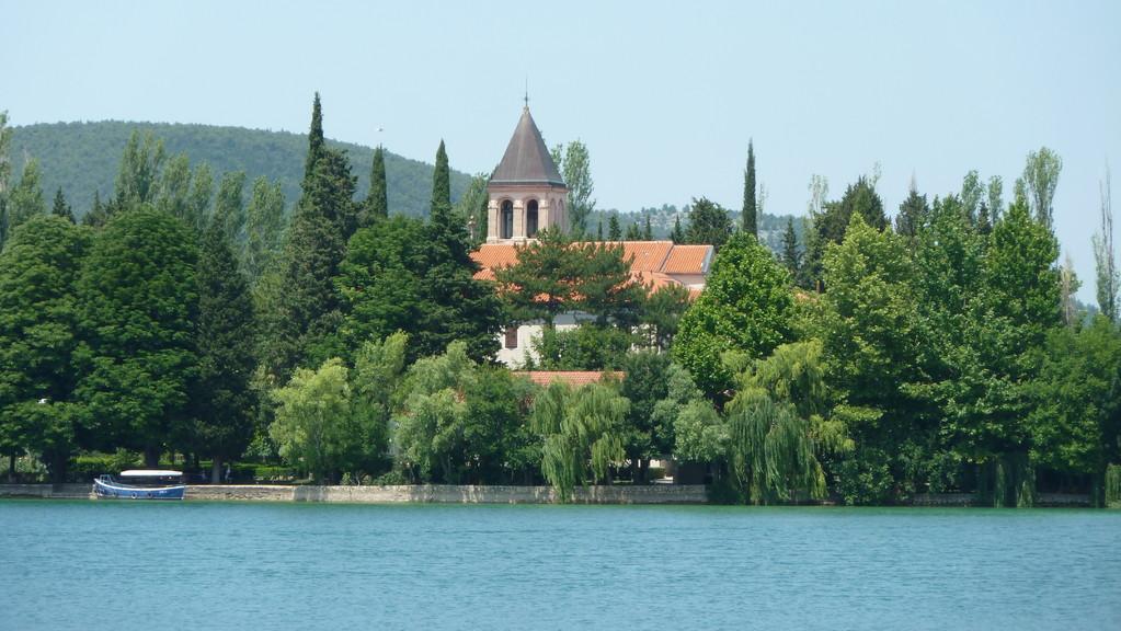 Kloster Vuskovac Krka