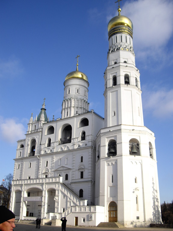 der Glockenturm Iwan der Große