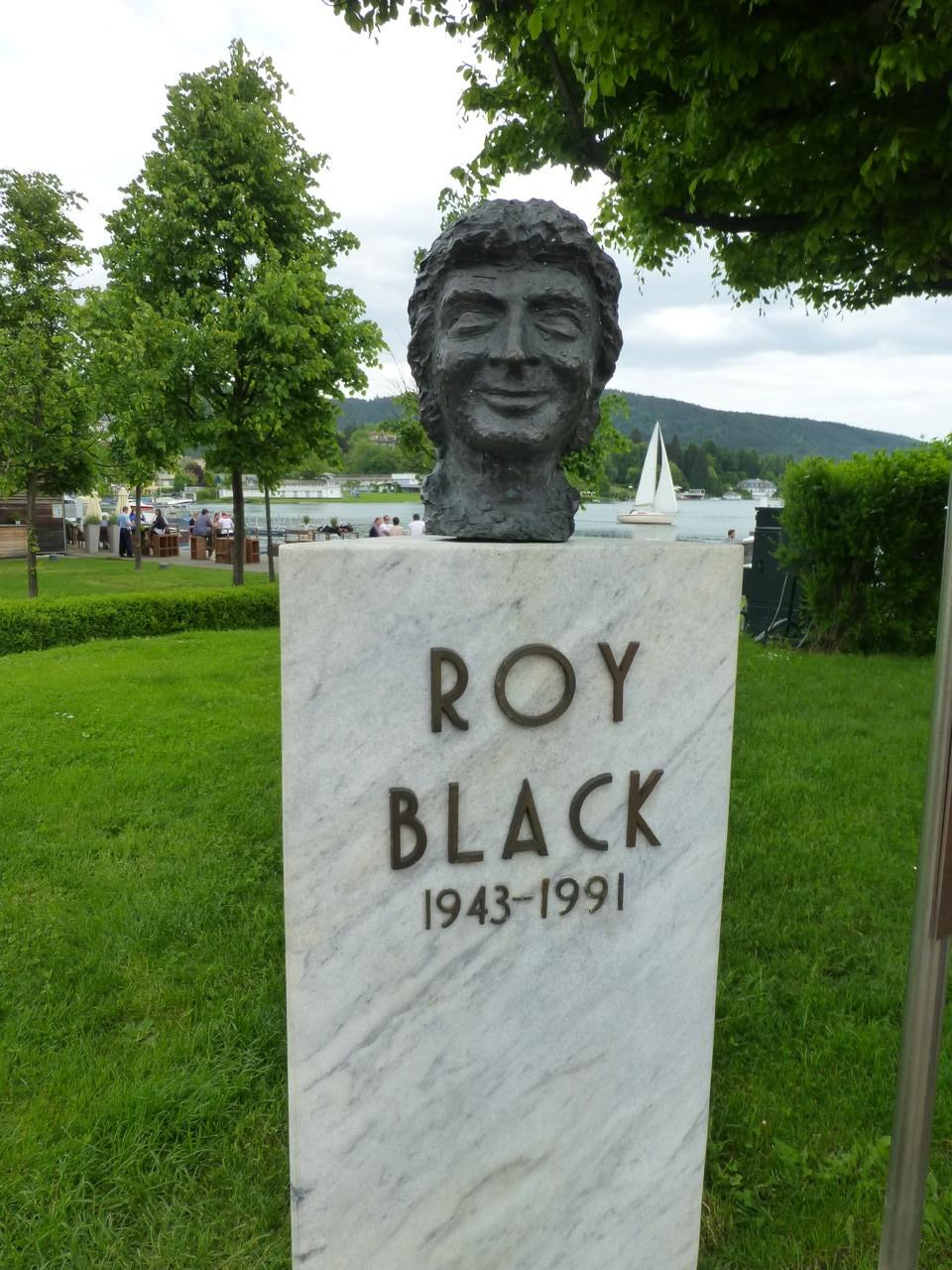 """Gedenken an einen Großen """"Gerhard Höllerich"""" alias Roy Black"""