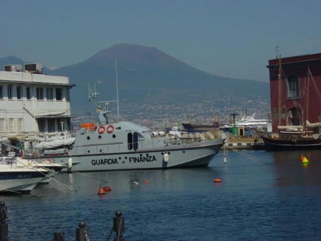 Neapel + Vesuv