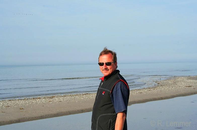 Rainer am Rørvig Beach Nordstrand - Nykøbing