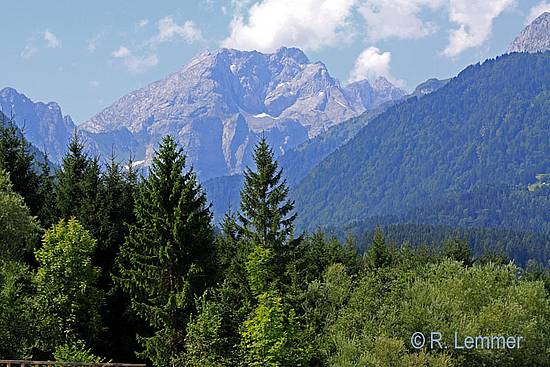 Gailtaler Alpen bei Kötschach